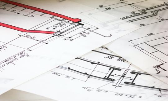 Plans pour charpente métallique