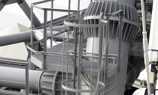 Plan 3D tuyauterie