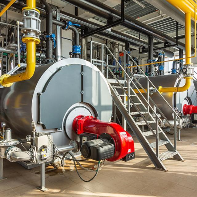 Etude d'installations industrielles